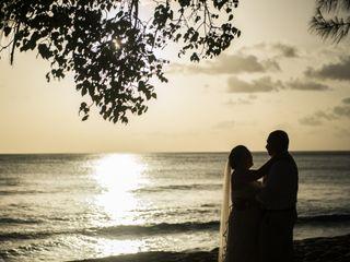 Christopher and Rebekah's Wedding in Bridgetown, Barbados 70
