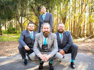 Evan and Britta's Wedding in Tarpon Springs, Florida 3
