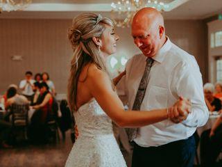 The wedding of Megan and Evan 2