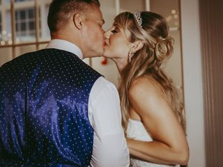 The wedding of Megan and Evan 3
