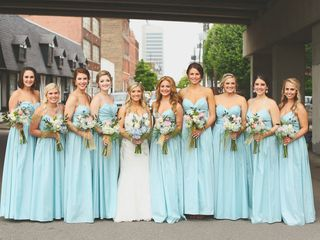 Lauren and Corey's Wedding in Birmingham, Alabama 6