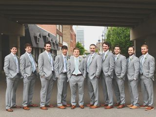 Lauren and Corey's Wedding in Birmingham, Alabama 7