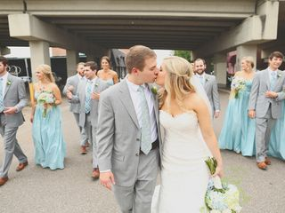 Lauren and Corey's Wedding in Birmingham, Alabama 11