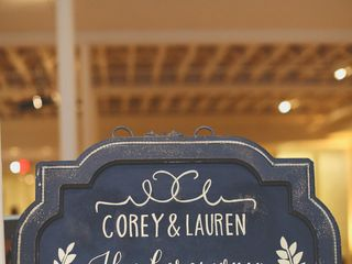 Lauren and Corey's Wedding in Birmingham, Alabama 12