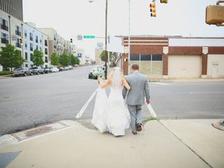 Lauren and Corey's Wedding in Birmingham, Alabama 19