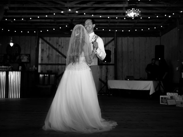 Paul and Ashley's Wedding in Clermont, Florida 14