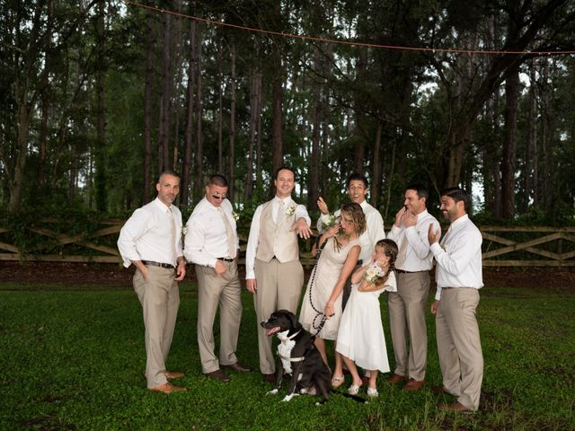 Paul and Ashley's Wedding in Clermont, Florida 15