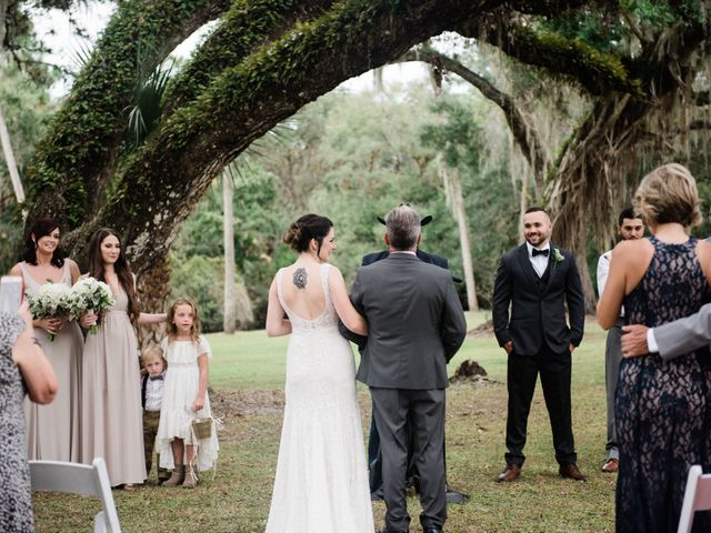 Conner and Hannah's Wedding in North Fort Myers, Florida 2
