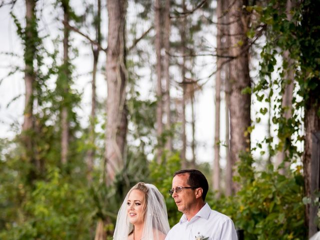 Paul and Ashley's Wedding in Clermont, Florida 22