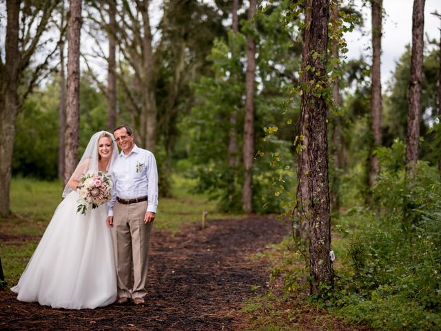 Paul and Ashley's Wedding in Clermont, Florida 24