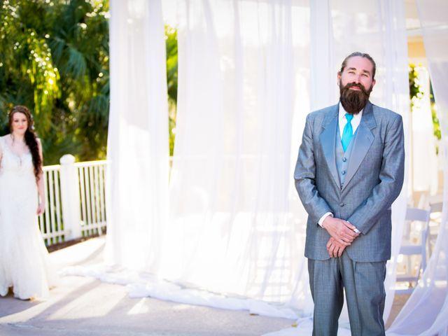 Evan and Britta's Wedding in Tarpon Springs, Florida 7
