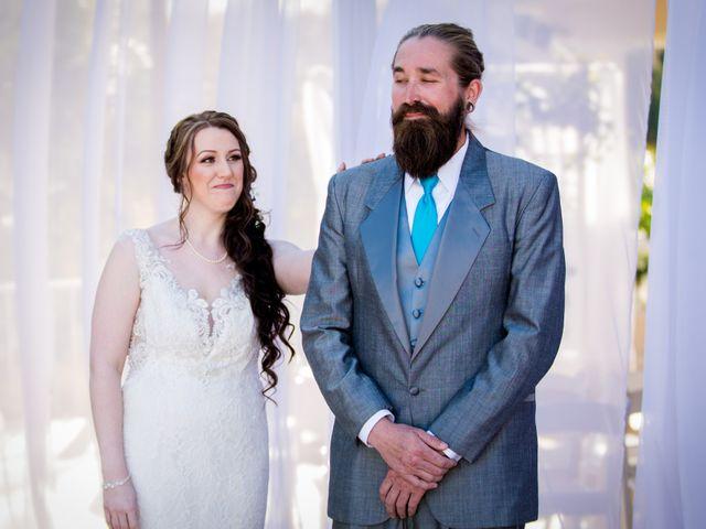 Evan and Britta's Wedding in Tarpon Springs, Florida 8