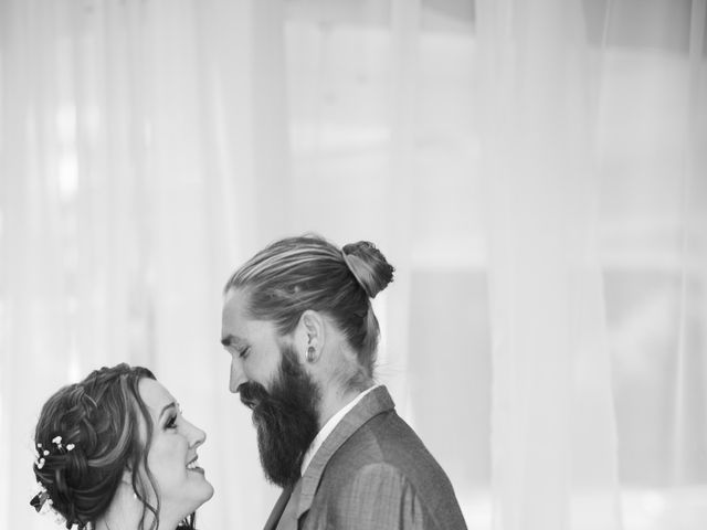 Evan and Britta's Wedding in Tarpon Springs, Florida 9
