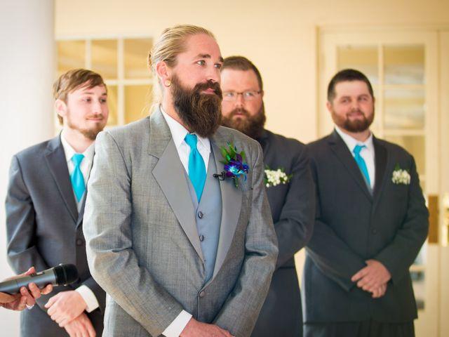 Evan and Britta's Wedding in Tarpon Springs, Florida 14