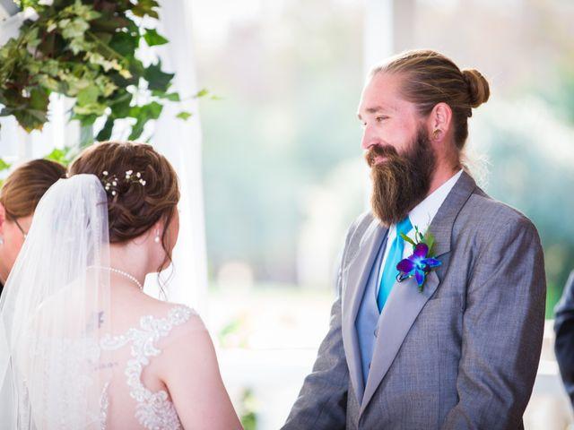 Evan and Britta's Wedding in Tarpon Springs, Florida 15