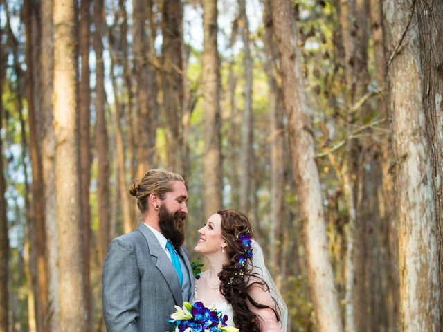 Evan and Britta's Wedding in Tarpon Springs, Florida 18