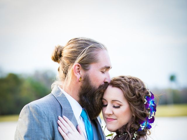 Evan and Britta's Wedding in Tarpon Springs, Florida 20