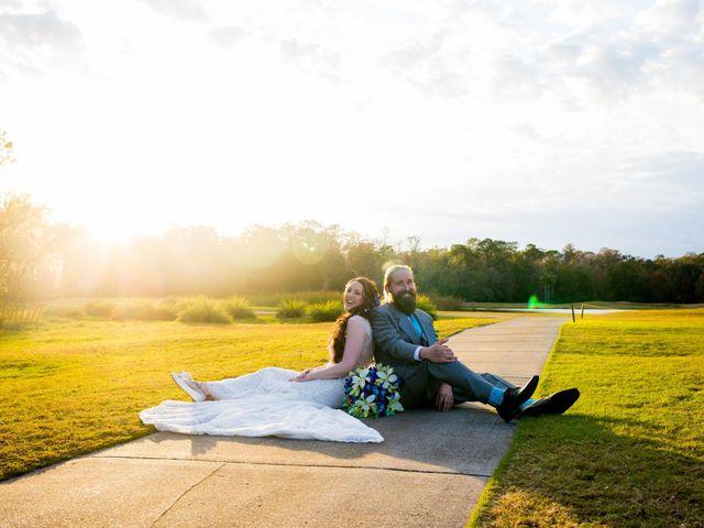 Evan and Britta's Wedding in Tarpon Springs, Florida 1