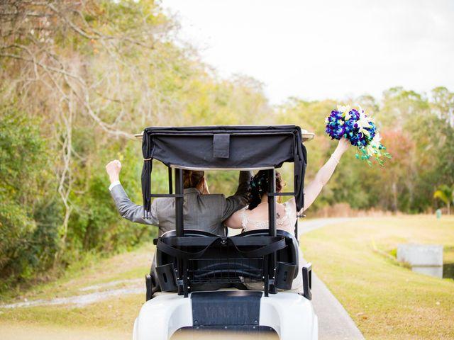 Evan and Britta's Wedding in Tarpon Springs, Florida 21