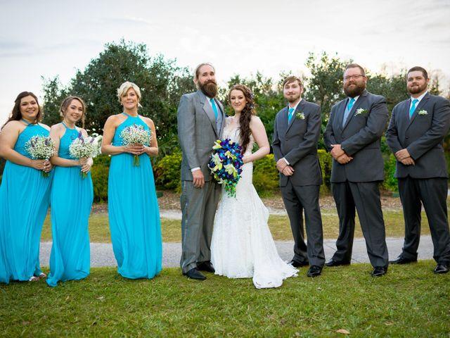Evan and Britta's Wedding in Tarpon Springs, Florida 22