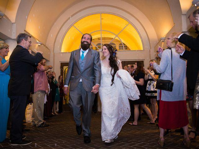 Evan and Britta's Wedding in Tarpon Springs, Florida 30