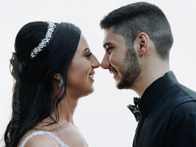 The wedding of Karisth and Thiago