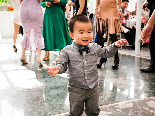 Jason and Lei's Wedding in Morristown, New Jersey 2