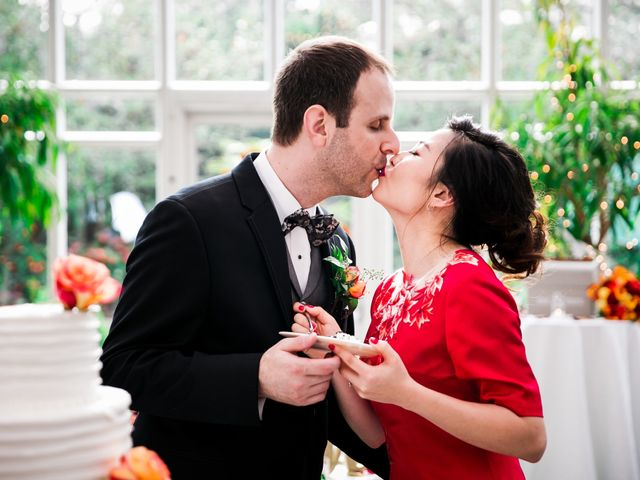 Jason and Lei's Wedding in Morristown, New Jersey 4