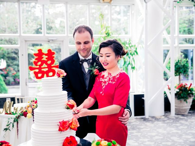 Jason and Lei's Wedding in Morristown, New Jersey 5