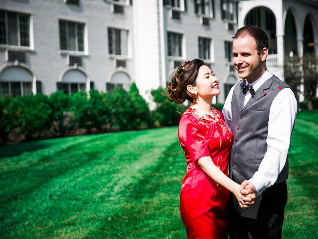 Jason and Lei's Wedding in Morristown, New Jersey 6