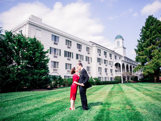 Jason and Lei's Wedding in Morristown, New Jersey 7