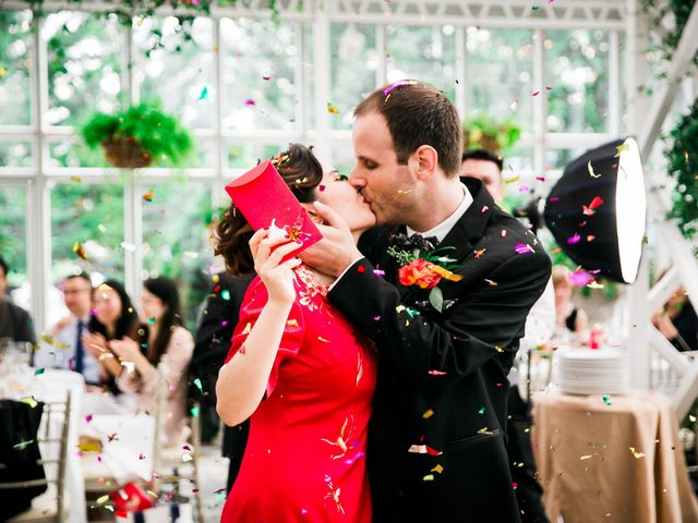 Jason and Lei's Wedding in Morristown, New Jersey 8