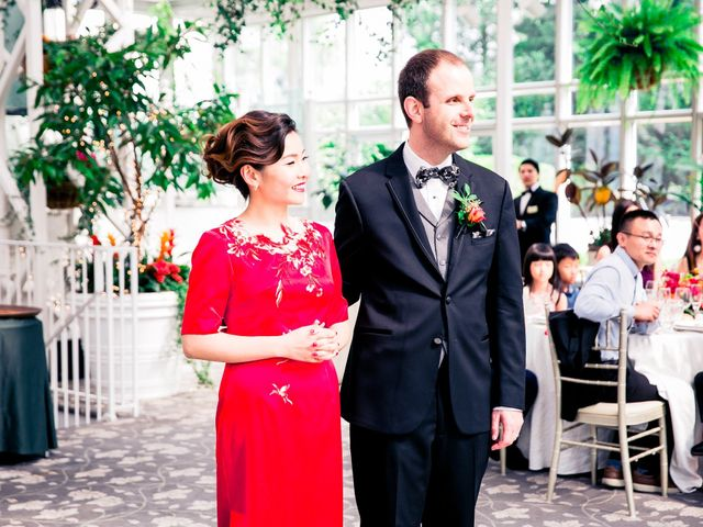 Jason and Lei's Wedding in Morristown, New Jersey 11
