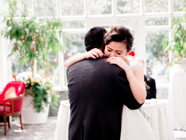 Jason and Lei's Wedding in Morristown, New Jersey 14