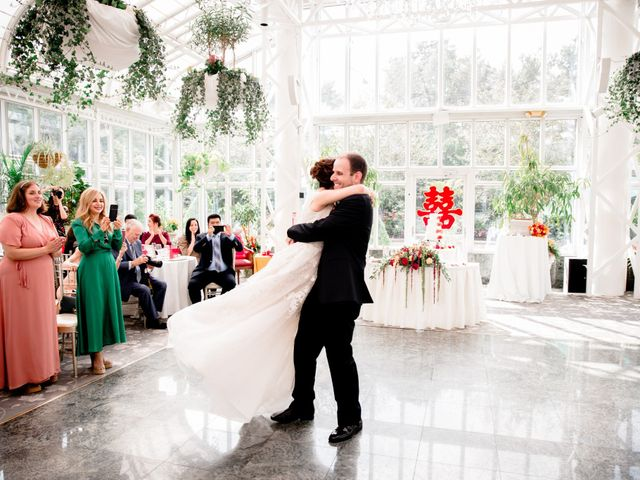 Jason and Lei's Wedding in Morristown, New Jersey 15