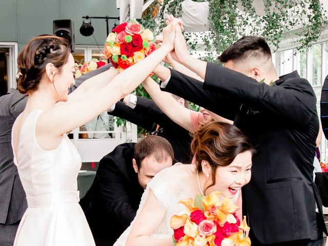 Jason and Lei's Wedding in Morristown, New Jersey 17