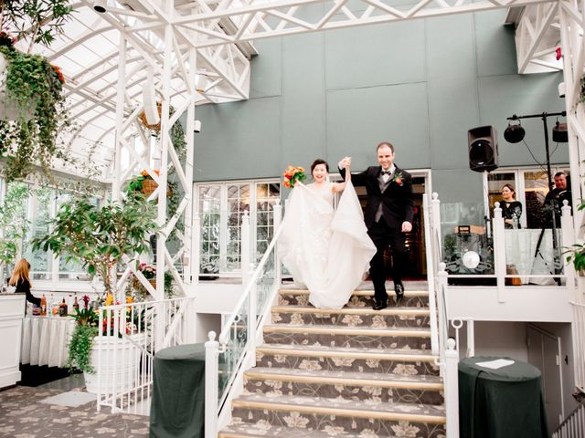 Jason and Lei's Wedding in Morristown, New Jersey 18