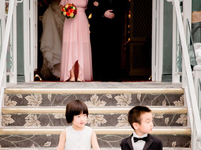 Jason and Lei's Wedding in Morristown, New Jersey 19