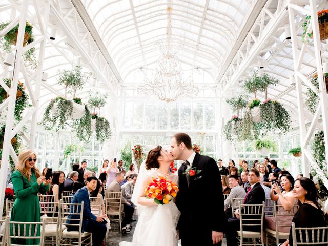 Jason and Lei's Wedding in Morristown, New Jersey 25