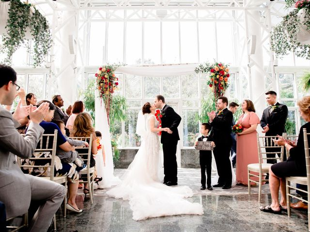 Jason and Lei's Wedding in Morristown, New Jersey 26