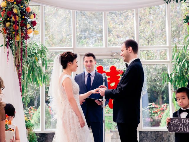 Jason and Lei's Wedding in Morristown, New Jersey 27