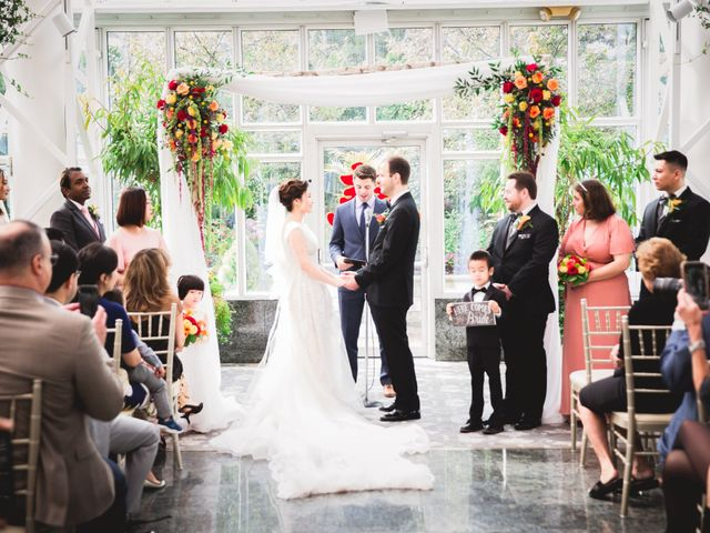 Jason and Lei's Wedding in Morristown, New Jersey 30