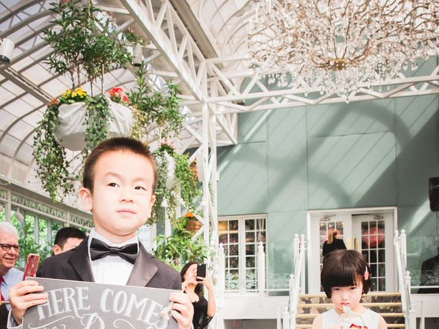 Jason and Lei's Wedding in Morristown, New Jersey 32
