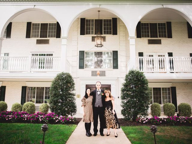Jason and Lei's Wedding in Morristown, New Jersey 34