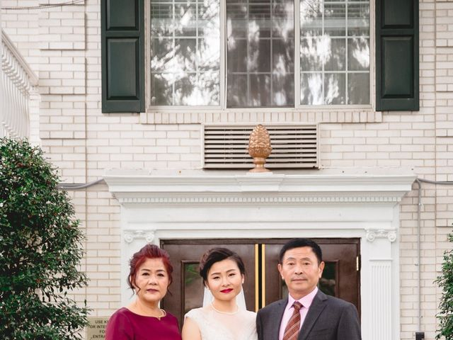 Jason and Lei's Wedding in Morristown, New Jersey 35