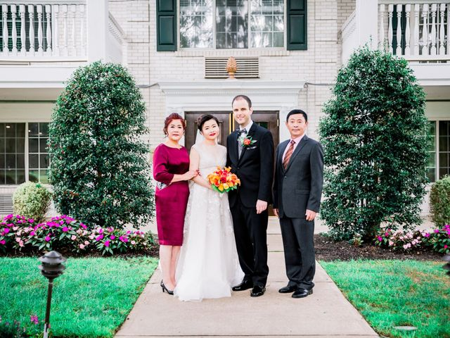 Jason and Lei's Wedding in Morristown, New Jersey 36