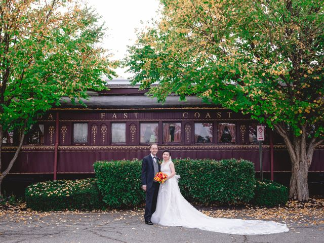 Jason and Lei's Wedding in Morristown, New Jersey 37