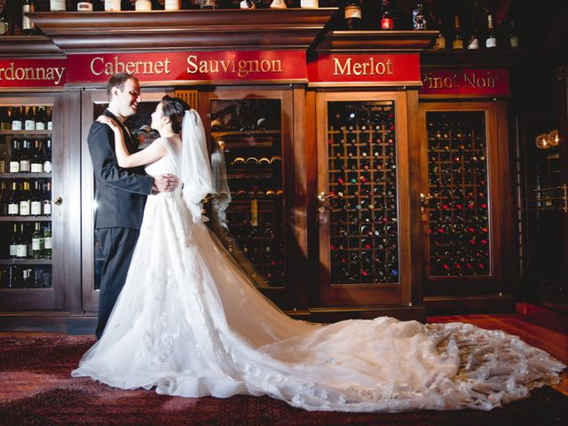 Jason and Lei's Wedding in Morristown, New Jersey 39