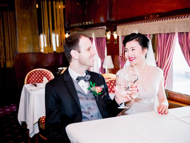 Jason and Lei's Wedding in Morristown, New Jersey 40