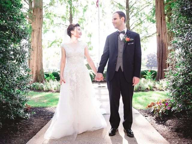 Jason and Lei's Wedding in Morristown, New Jersey 41
